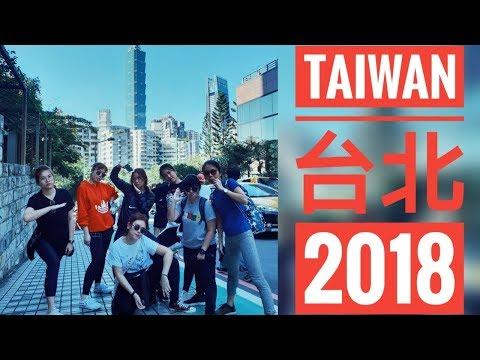 TAIPEI 台北 (TAIWAN台湾) - GoPro Travel 2018 [HD]
