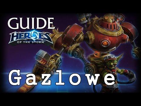 видео: Гайд Газлоу hots - guide gazlowe heroes of the storm - hots Гайд Газлоу