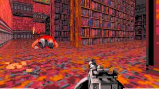 Blood: Cryptic Passage - (09) Castle (Boss level)
