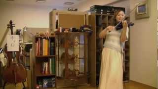Ikasama Life Game 【イカサマライフゲイム】 バイオリンで弾いてみた 【coverd by emyu:】 GUMI