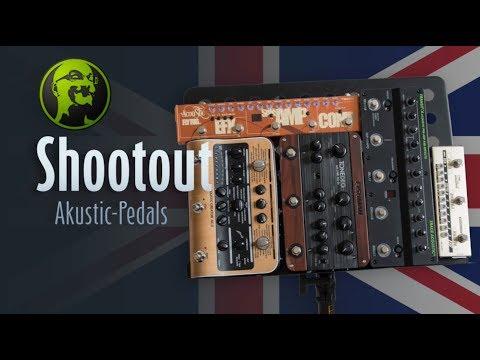 Acoustic Preamp Shootout Doovi