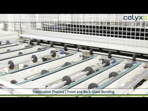 Calyxo GmbH - CdTe Thin Film Solar Module