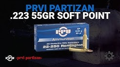 PPU 223 55gr SP Review