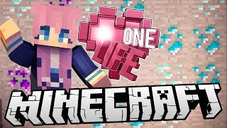 Cave of Unlimited Diamonds! | Ep. 8 | Minecraft One Life 2.0