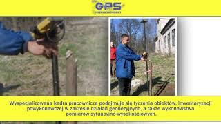 Geodeta usługi geodezyjne pomiary geodezyjne Szczytno Nieruchomości GPS