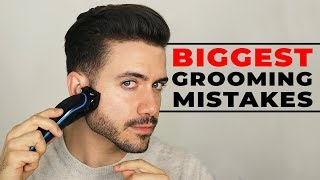 The BIGGEST Grooming Mistakes Men Make | Grooming Checklist | Alex Costa