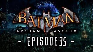 THE LAST RIDDLE Batman Arkham Asylum Let