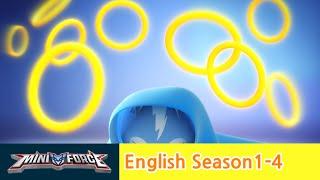 [English ver.dub ]MINIFORCE Season1 Ep.4:Fortune of the Day