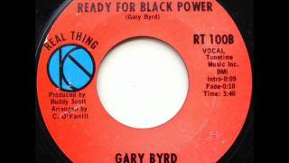 Gary Byrd - Are you really ready for Black Power (1970).wmv