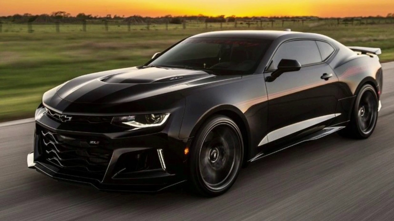 What Is The New Chevy Camaro Exorcist Youtube