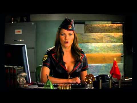 C&C Red Alert 3 - Dasha Fedorovich cutscenes