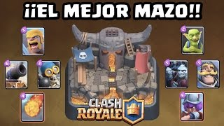 ¡¡¡EL MEJOR MAZO DE ARENA 4!!! | Mazos Variados | Clash Royale con Alvaro845 | Español thumbnail