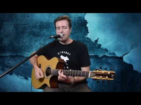 John Mayer - Bigger than my Body(Acoustic) Performance cover