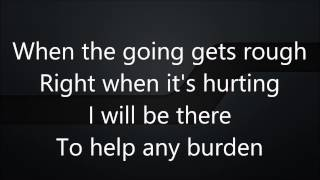 Daughtry  I'll Fight LYRICS