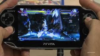 Playstation Vita BlazBlue: Continuum Shift Extend
