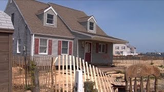 Homes Remain Abandoned After Sandy in Brick Township