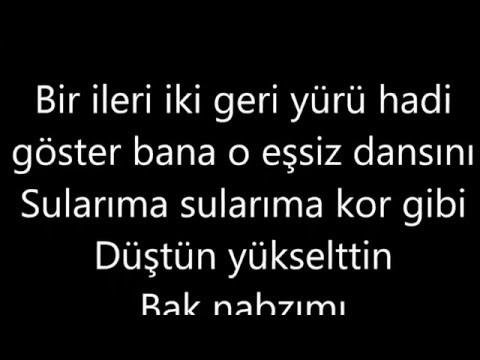 Demet AKALIN   Çalkala Karaoke    Lyrics    Sözleri
