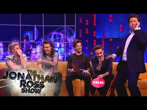 Thumbnail: One Direction Play Never Have I Ever - The Jonathan Ross Show