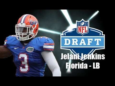 Jelani Jenkins - 2013 NFL Draft Profile
