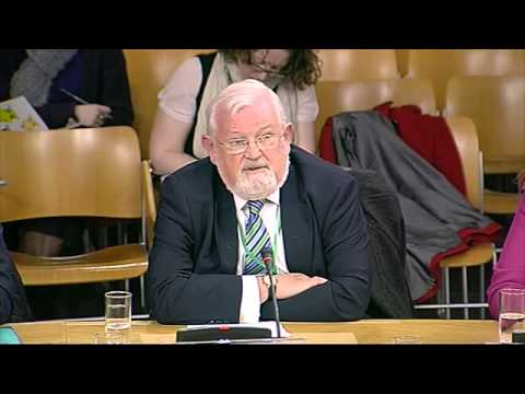 Education and Culture Committee - Scottish Parliament: 15th January 2013