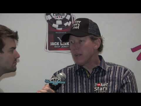 Orel Hershiser Main Event WSOP 2010 QuadJacks