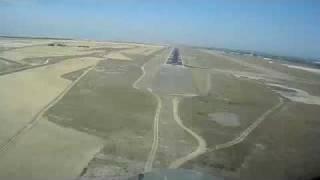 Ultra Fast B747 Landing