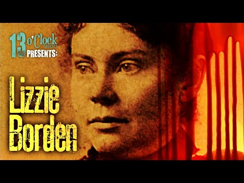Episode 176 - Lizzie Borden