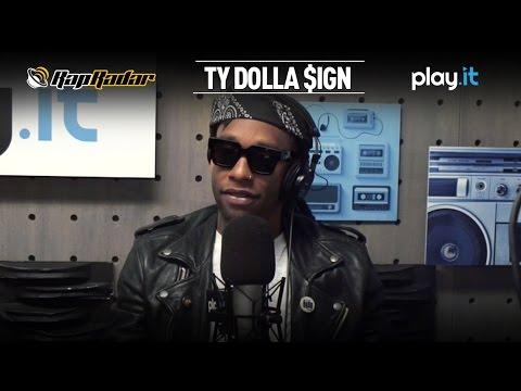 """Ty Dolla $ign On """"No Justice"""" And Working His Brother Big TC - Rap Radar"""