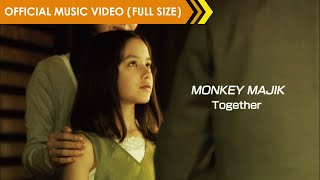 Gambar cover MONKEY MAJIK - Together【Official Music Video】