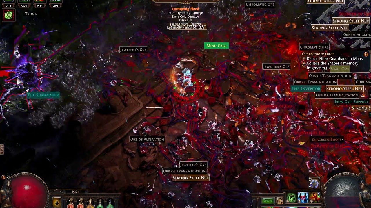 PoE Builds – Page 3 – Path of exile Builds for Duelist, Shadow