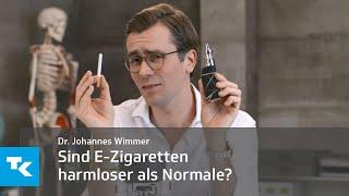 Sind E-Zigaretten gesünder als normale Zigaretten? | Dr. Johannes Wimmer