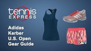 Adidas Kerber US Open Gear Guide 2016 | Tennis Express