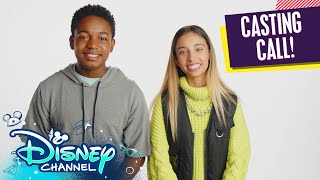 Want to be a Disney Channel Star? | Disney Channel