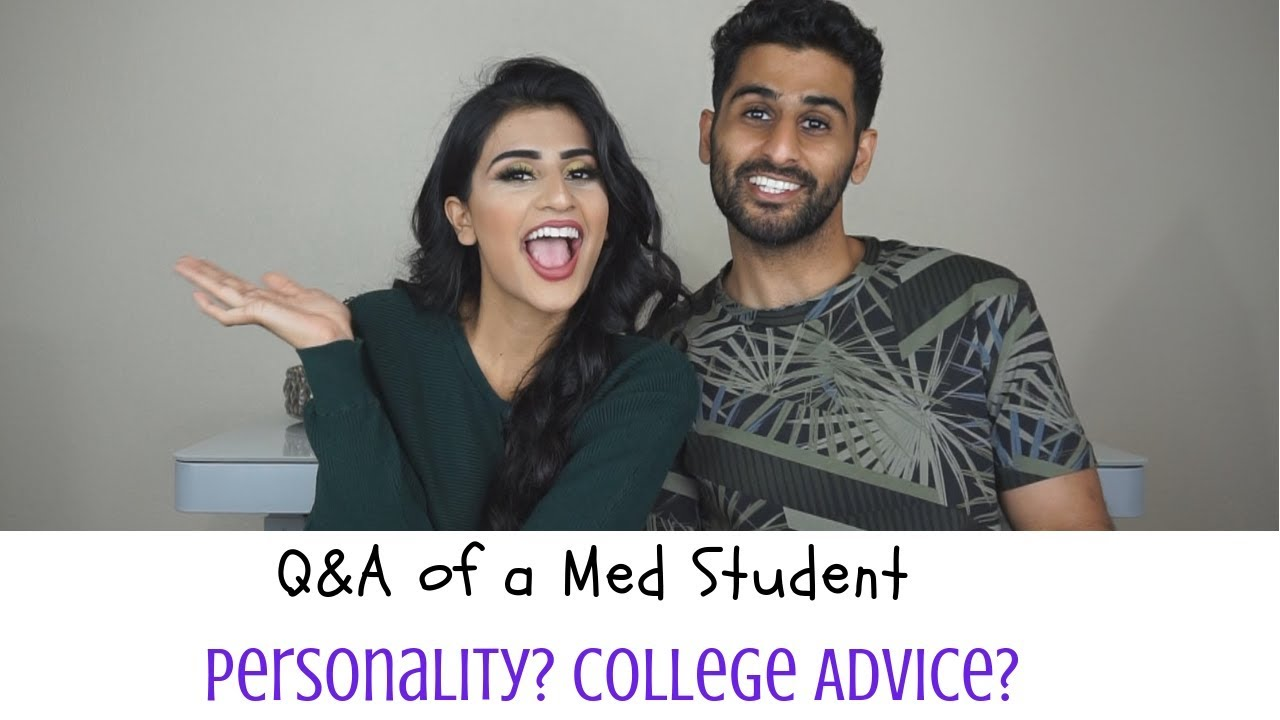 Q&A of a Med Student Feat  Kaur Beauty