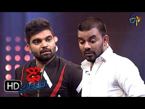 Intro | Telisiney Na Nuvvey Song | Sudheer & Pradeep | Dhee 10 | 29th August 2018 | ETV Telugu