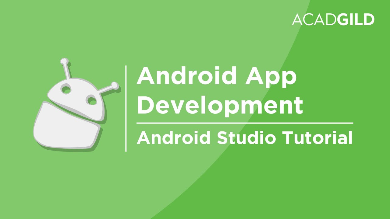 android tutorial for beginners android training video android tutorial video