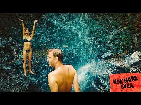 Zwemmen in de JUNGLE van SURINAME 🇸🇷 | vlog #125 | Ston Island, Brownsberg & Pingpe
