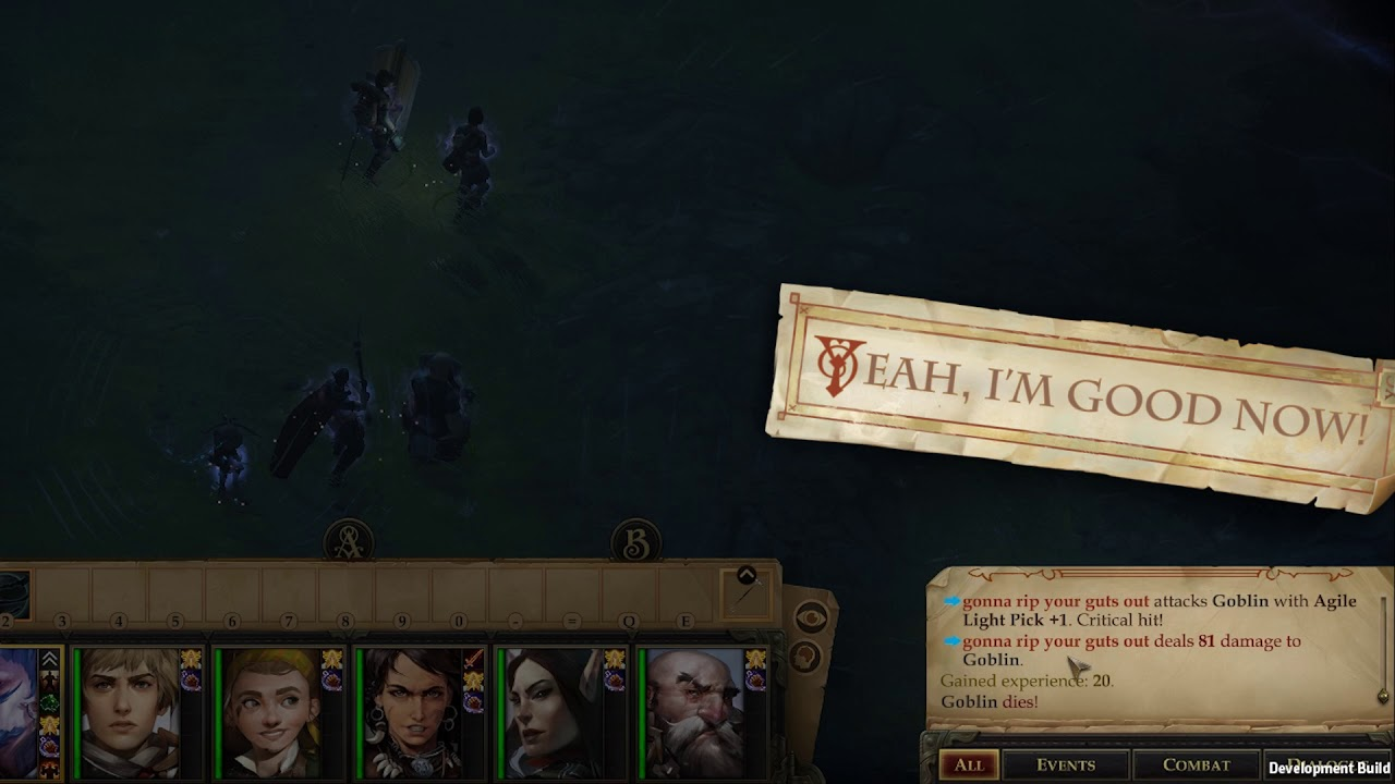 Pathfinder Kingmaker Pre-Review: Teaching an Old School PC RPG
