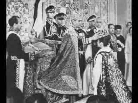 CORONATION OF MOHAMMAD REZA SHAH PAHLAVI OCT 26,1967 - YouTube
