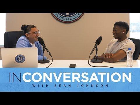 In Conversation | Sean Johnson