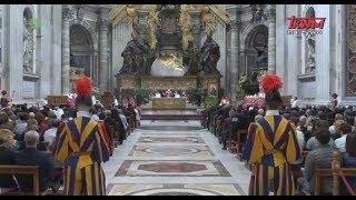 Transmisja Mszy św. w intencji zmarłych kardynałów i biskupów z Bazyliki Św. Piotra