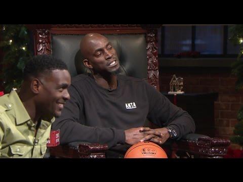 Kevin Garnett & Chris Webber React To The Death Of Craig Sager. HoopJab NBA