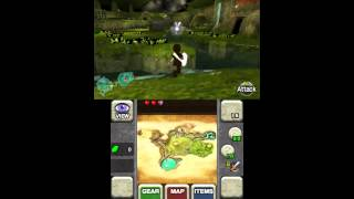 Citra running Ocarina of Time 3D Near Fullspeed with OpenGL Renderer