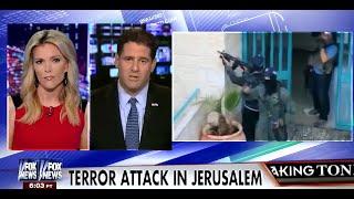 • Terror Attack in Jerusalem • Israeli Ambassador Ron Dermer • Kelly File • 11/18/14 •