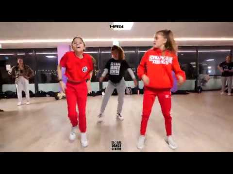 Refaja Bastiaans (Chris Brown ft Davido / Lower body) - Global Dance Centre 2019