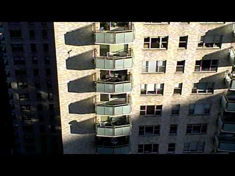 NYC Toy Parachute Drop