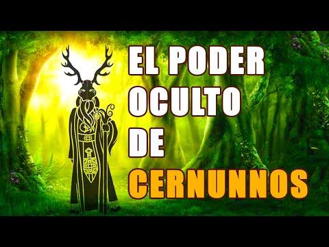 poder-oculto-de-cernunnos:-dios-de-los-bosques