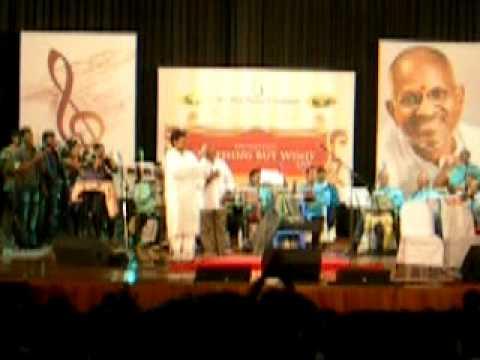 Ilaiyaraaja-Nothing But Wind-Live-Part8-Bhavatharini Speech.avi