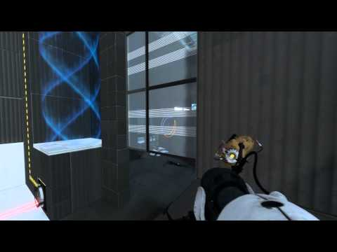 Let's Play Portal 2 Singleplayer E8 - THE ITCH