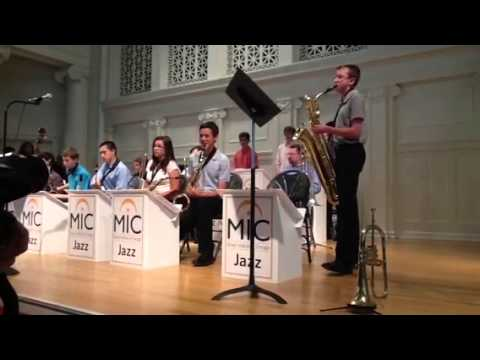 Music Institute of Chicago Adult & HS Jazz Camp 2013